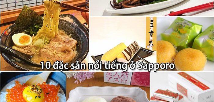 10 món ngon Sapporo nên thưởng thức khi tham gia lễ hội tuyết