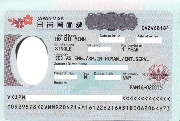 Visa làm việc theo chuyên ngành kỹ sư