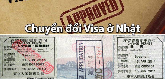 Chuyển đổi Visa ở Nhật từ du học sang làm việc như thế nào?