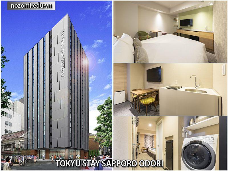 Khách sạnTokyu Stay Sapporo Odori