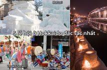 5 lễ hội ở Hokkaido đặc sắc nhất vùng đất phía Bắc Nhật Bản