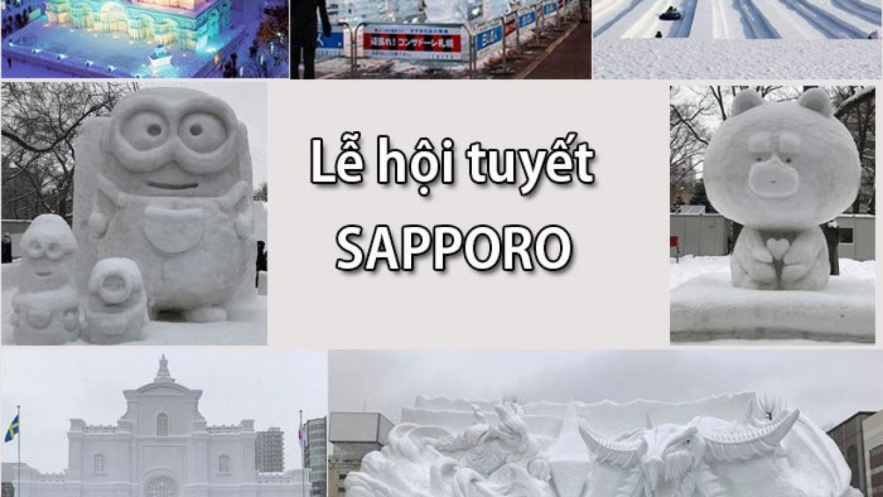 Image result for Lễ hội Sapporo