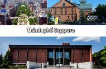 Thành phố Sapporo - Những thông tin về thủ phủ vùng Hokkaido