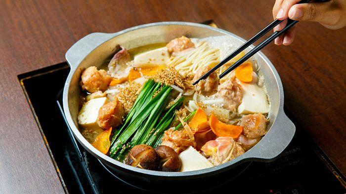 LẩuChankonabe - món ăn không thể bỏ qua khi đến Tokyo