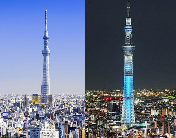 ThápSkytree tại Tokyo