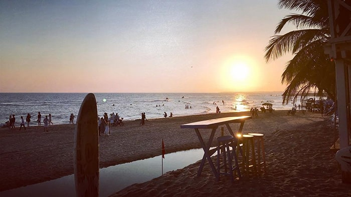 Thiên đường sống ảo Coco Beach Camp ở LaGi