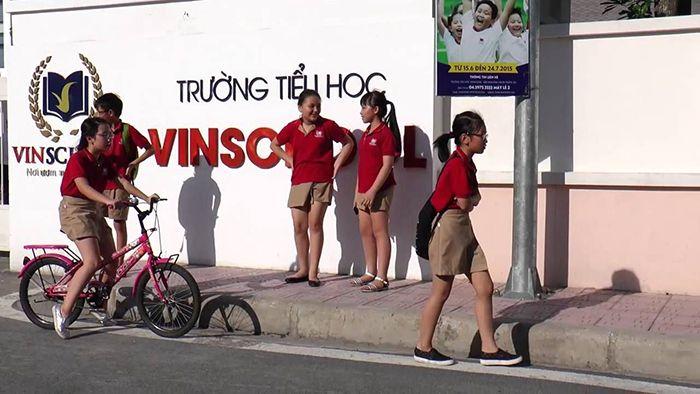 Trường Tiểu học Vinschool – Hai Bà Trưng – 907 HS