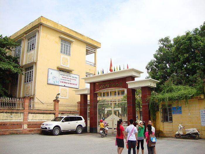 Trường tiểu học Tân Mai - Hoàng Mai - 663 HS