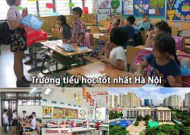 Top 5 trường tiểu học tốt nhất tại Hà Nội hiện nay