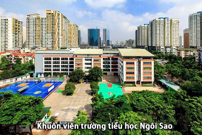 Trường Tiểu học Ngôi Sao - Hà Nội - Trường tiểu học tốt nhất tại Hà Nội