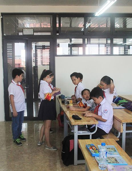 Trường tiểu học Chu Văn An - Hà Nội - Trường tiểu học tốt nhất tại Hà Nội