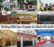 Những trường tiểu học ở quận Ba Đình tốt nhất hiện nay