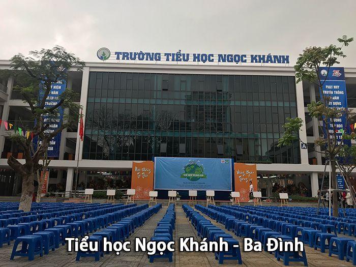 Trường tiểu học Ngọc Khánh