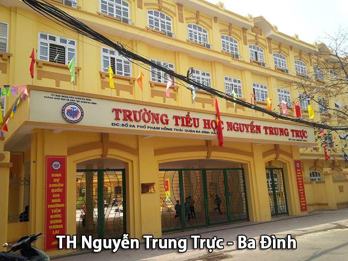 Trường tiểu học Nguyễn Trung Trực