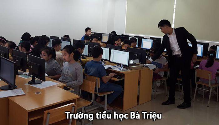 Trường tiểu học Bà Triệu