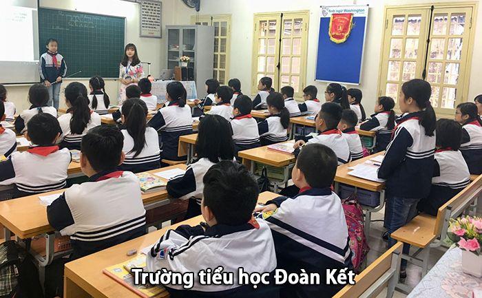 Trường tiểu học Đoàn Kết
