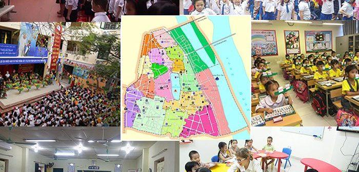 Trường tiểu học ở quận Hoàn Kiếm bạn nên tham khảo cho con