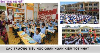Top 10 trường tiểu học tốt nhất quận Hoàn Kiếm 10