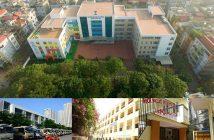 4 trường tiểu học dân lập trên địa bàn quận Hai Bà Trưng