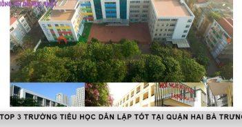 Top 3 trường tiểu học dân lập tốt tại quận Hai Bà Trưng – Hà Nội 3