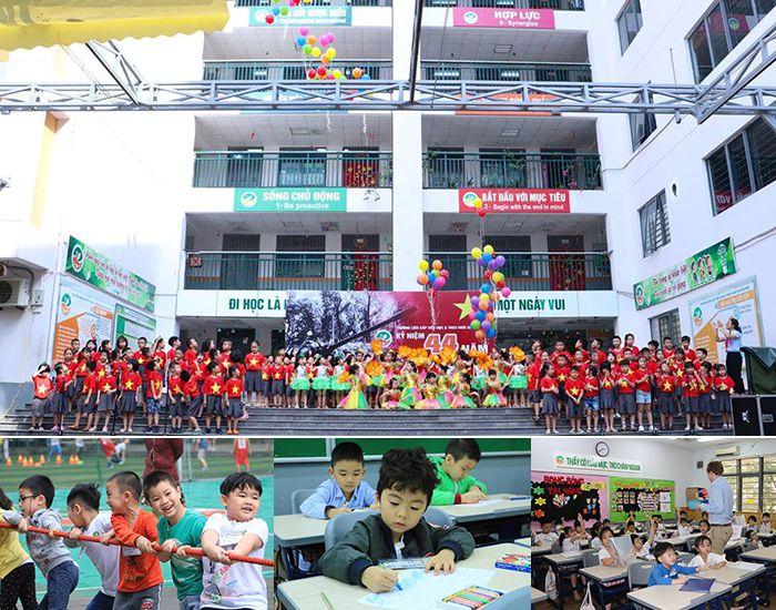 Trường tiểu học Ngôi sao Hà Nội