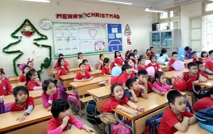 trường tiểu học tốt nhất Quận Thanh Xuân - Trường tiểu học Đặng Trần Côn - Thanh Xuân