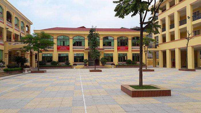 trường tiểu học tốt nhất Quận Thanh Xuân - Trường tiểu học Thanh Xuân Nam