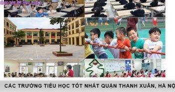 6 trường tiểu học tốt nhất Quận Thanh Xuân, Hà Nội 2