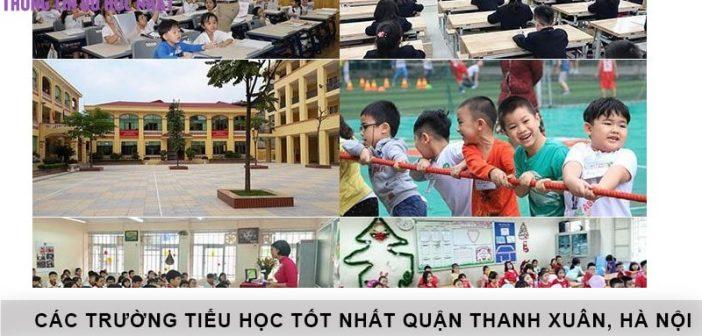 6 trường tiểu học tốt nhất Quận Thanh Xuân, Hà Nội 1