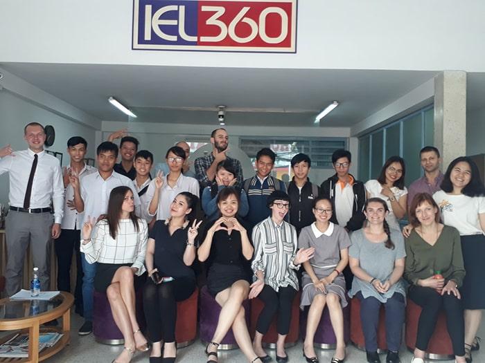 Trung tâm IEL 360 luyện thi IELTS nhanh chóng