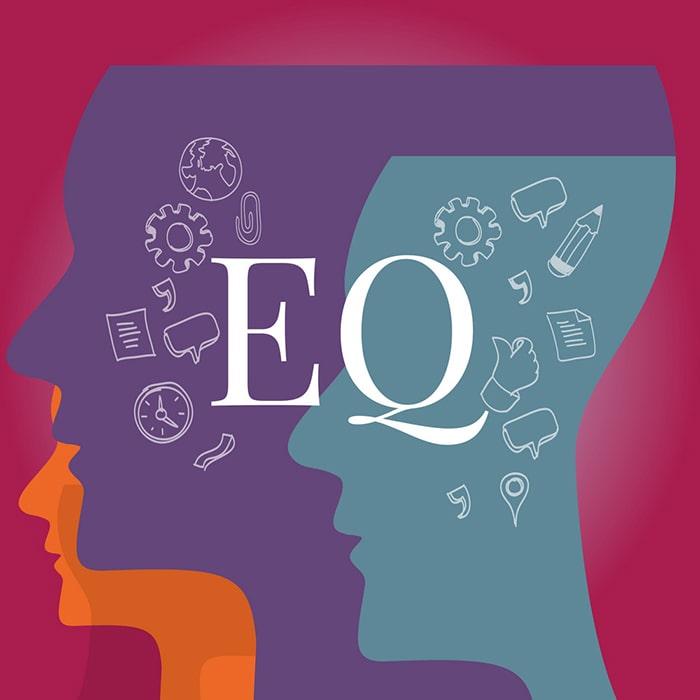 Emotional Quotient được viết tắt thành EQ mang hàm ý là chỉ số cảm xúc của mỗi cá nhân