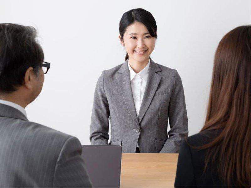 Trả lời tự tin, thành thực khi đi phỏng vấn