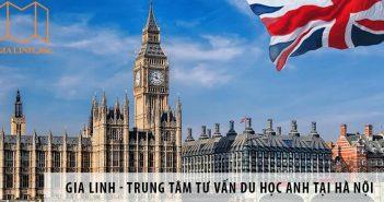Du học Gia Linh - trung tâm tư vấn du học Anh tại Hà Nội