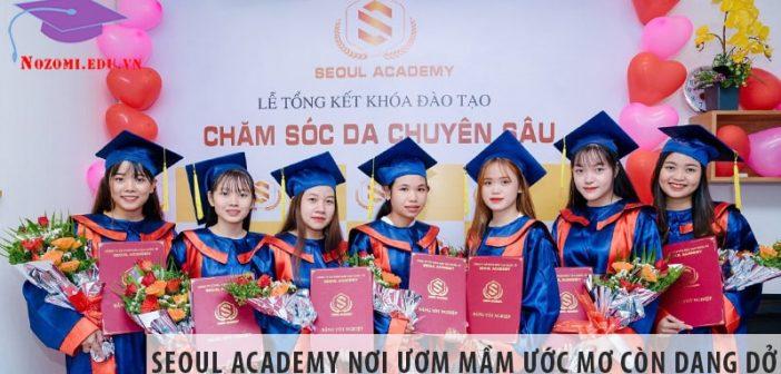 Seoul Academy nơi ươm mầm ước mơ còn dang dở